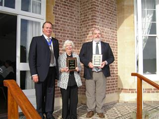 Salcombe Civic Lunch Surprise Award