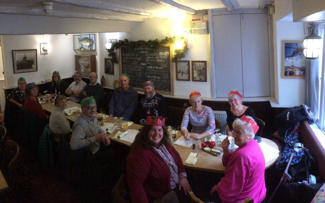 Ho Ho Ho. Salcombe Town Council Does Christmas