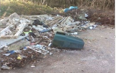 Report It – Fly Tipping