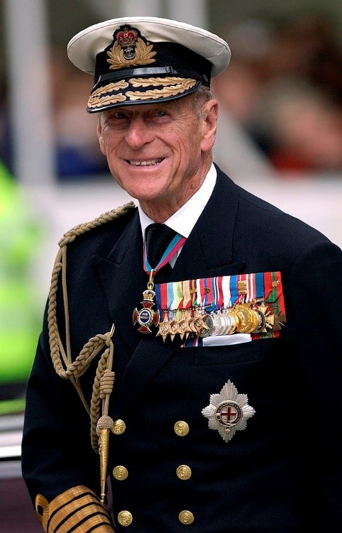 Death Announcement – Prince Philip 09-04-2021